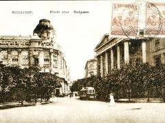Budapest Badgasse