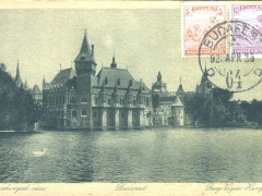 Budapest Burg Vayda Hunyad