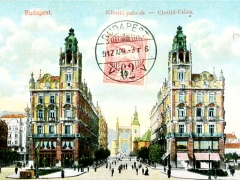 Budapest Clotild Palais