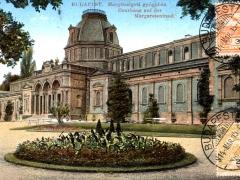 Budapest Courhaus auf der Margareteninsel