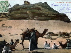 A Scene in the Desert