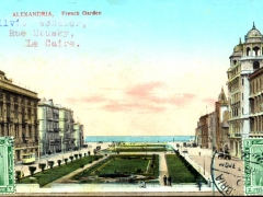 Alexandria French Garden