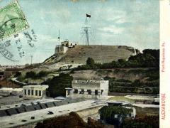 Alexandrie Fort Napoleon Pr