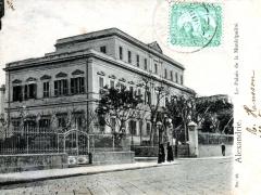 Alexandrie Le Palais de la Municipalite
