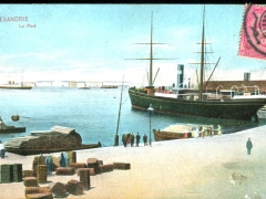 Alexandrie Le Port