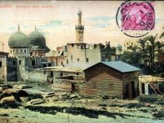 Alexandrie Mosquee Nabi Daniel