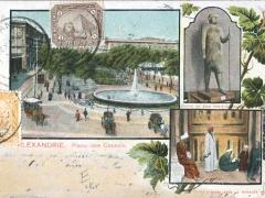 Alexandrie Place des Consuls