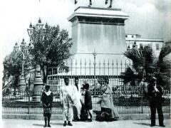 Alexandrie Statue de Mohamed Aly