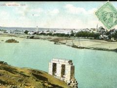 Assouan General View