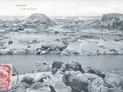 Assouan L'Ile de Sehel