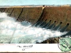 Assouan Nile Barrage