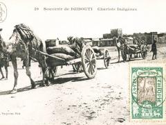 Djibouti Chariots Indigenes