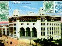 Alger-La-Nouvelle-Poste