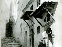 1_Alger-Une-Rue-de-la-Casbah