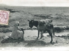 A l'Entree du Desert