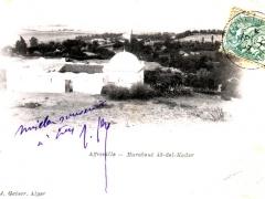 Afffreville Marabout Ab del Kader