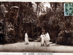 Alger Au Jardin d'Essai