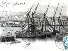 Alger Bateaux de Peche