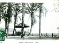 Alger-Jardin-dEssai-lOasis