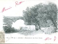 Alger-Marabout-de-Sidi-Yaya
