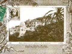 Alger-Meders-et-vue-generale-de-la-Casbah