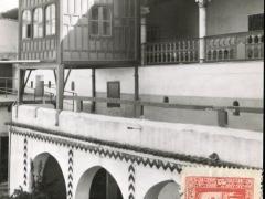 Alger Pavillon du Coup d'Eventail