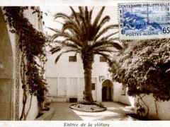 Alger-Saint-Eugene-Entree-de-la-cloture
