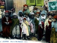 Algerie Chez les Beni Ramasses