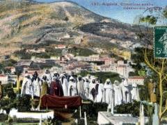Algerie Cimeliere arabe