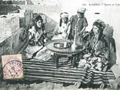 Algerie Scene et Types 224