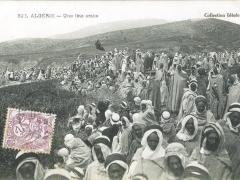 Algerie Une fete arabe