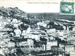 Bab el Qued et Notre Dame d'Afrique