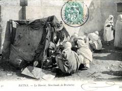 Batna Le Maeche Marchands de Brochettes