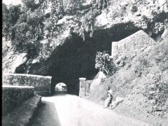 Baugie Tunnel route des Bains de Mer