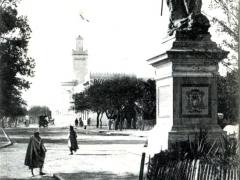 Biskra Avenue de la Croix
