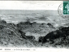 Biskra Le Col de Sfa et le Desert
