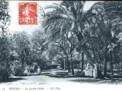 Biskra Le Jardin Public