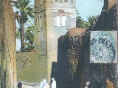 Biskra Mosquee Sidi Abdel Mounmenn