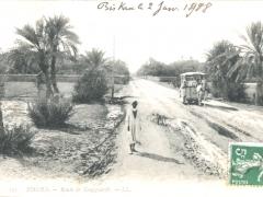 Biskra Route de Touggourth