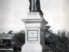 Biskra Statue de Monseigneur Lavigerie
