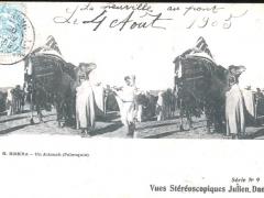 Biskra Un Attouch Palanquin