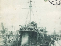 Marine En cale Seche