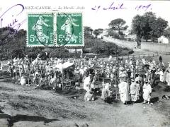 Mostaganem Le Marche Arabe