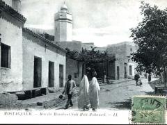 Mostaganem Rue du Marabout Sidi Hali Mohamed