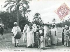 Musiciens Arabes
