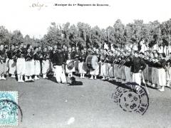 Musique du 1er Regiment de Zouaves