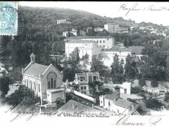 Mustapha Eglise Ecossaise