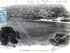 Mustapha Le Champ de Manoeuvres