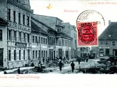 Bischofsburg Marktseite