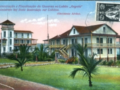 Administracao e Fiscalisacao do Governo n Lobito Angola